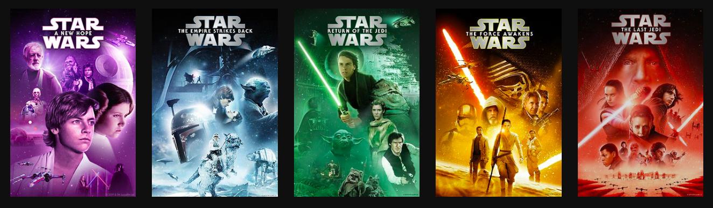 Lucasfilm Movies