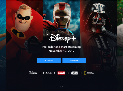 watch disney movies and tv shows on apple tv disney+