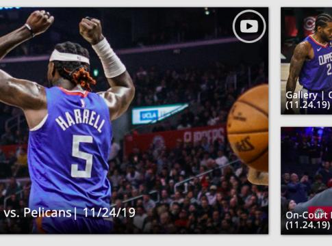 Watch LA Clippers