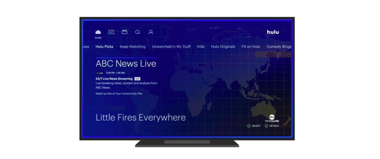 ABC News Live Stream on Hulu