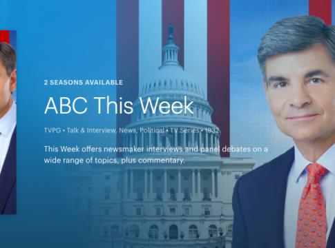 ABC This Week on Hulu