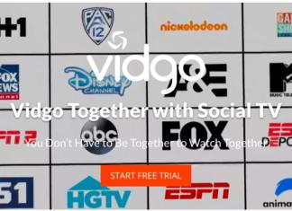 Vidgo Review 2020