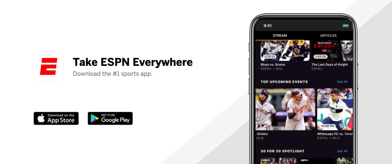 ESPN App