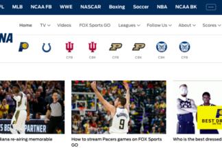 Watch Fox Sports Indiana