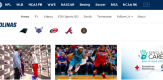 Watch Fox Sports Carolinas
