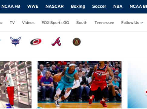 Watch Fox Sports Carolinas