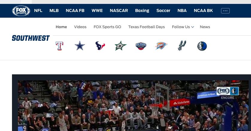 Watch Fox Sports Southwest