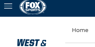 watch fox sports west live without cable