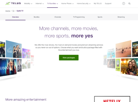 best cable tv providers vancouver bc