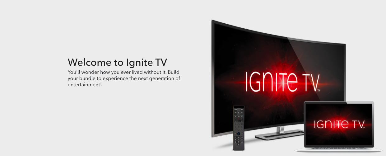 Watch TV on Ignite TV