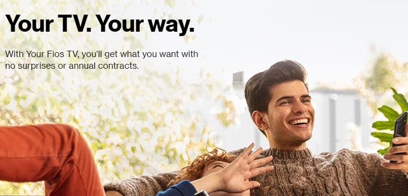 Verizon new york cable TV