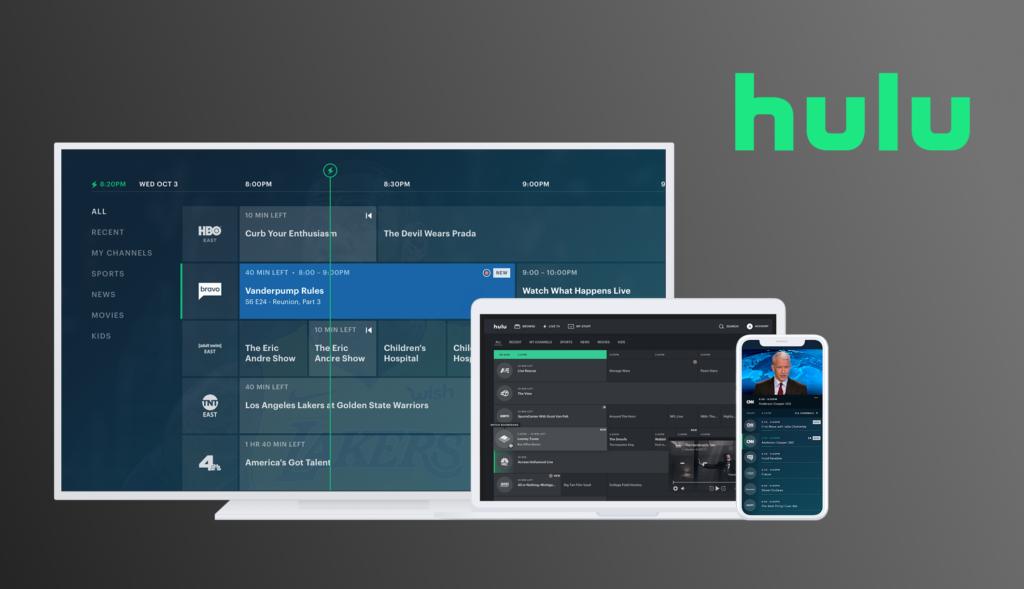 Hulu + live TV philo alternatives