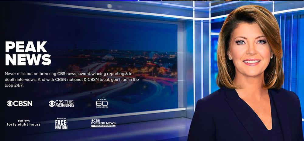 Unblock CBS News on Paramount+ in Australia