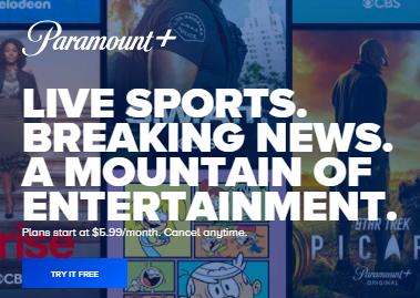 paramount plus live tv