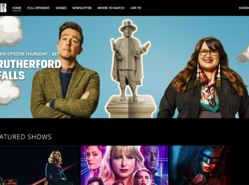 watch showcase without cable canada