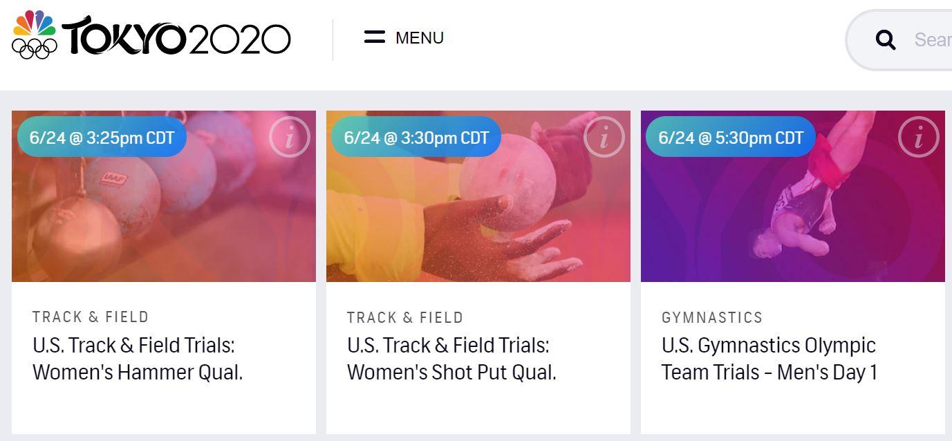 NBC Olympics