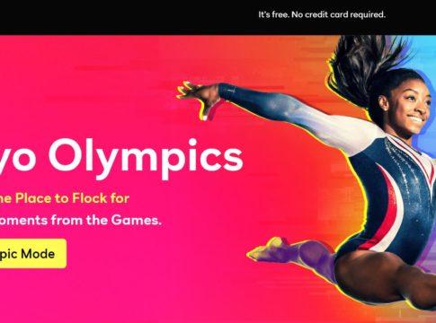 2021 opening olympics peacock