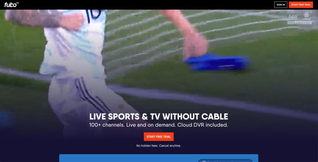 watch live tv verizon fios alterantive fuboTV