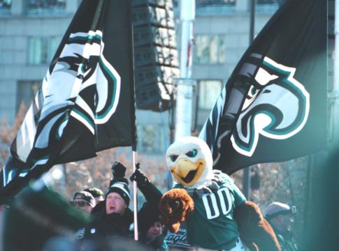 eagles-mascot